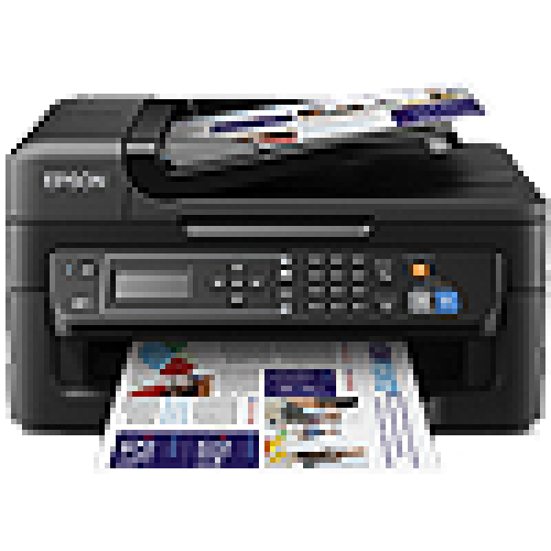 Epson WorkForce WF-2750DWF Ink Cartridges