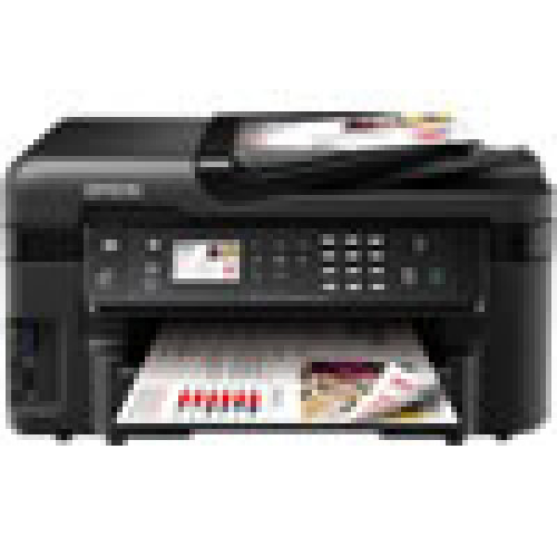 Epson WorkForce WF-3520DWF Ink Cartridges
