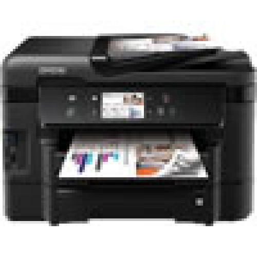 Epson WorkForce WF-3540DTWF Ink Cartridges