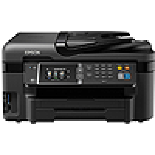Epson WorkForce WF-3620DWF Ink Cartridges