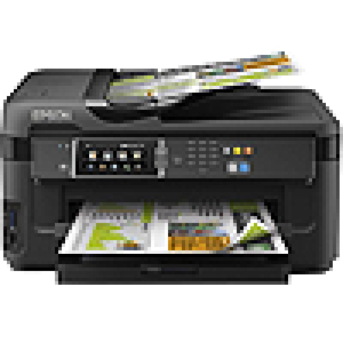 Epson WorkForce WF-7610DWF Ink Cartridges