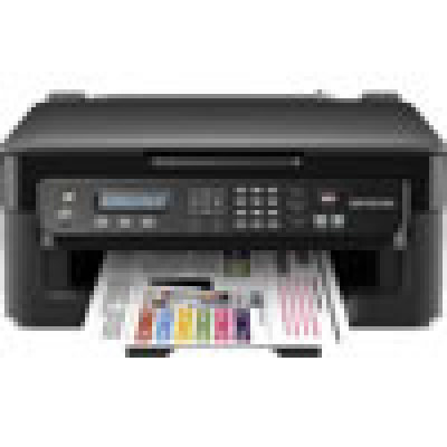 Epson Workforce WF-2510WF Ink Cartridges