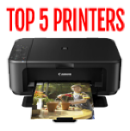 Top 5 Best Home Inkjet Printers