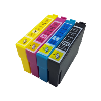 Compatible Epson 29XL Multipack T2996 Ink Cartridges BK/C/M/Y