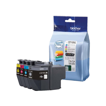 Brother LC3219XL Multipack Original Ink Cartridges BK/C/M/Y