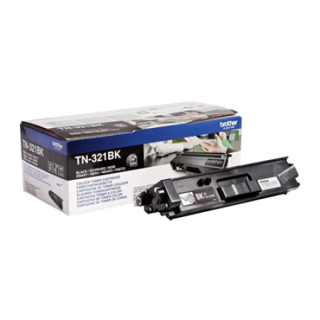 Brother TN-321BK Black Toner Cartridge