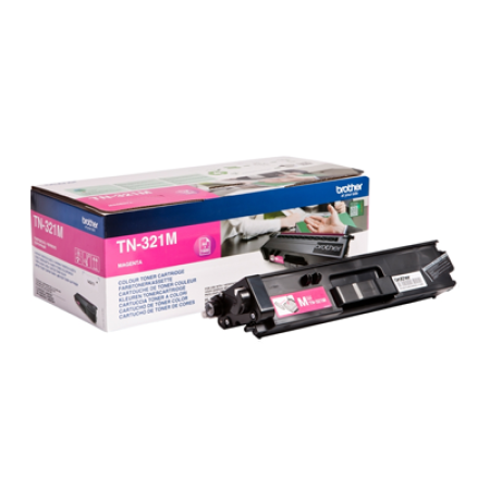 Brother TN-321M Magenta Toner Cartridge