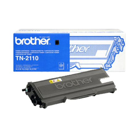 Brother TN2110 Black Toner Cartridge