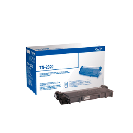 Brother TN2320 Original Black High Capacity Toner Cartridge