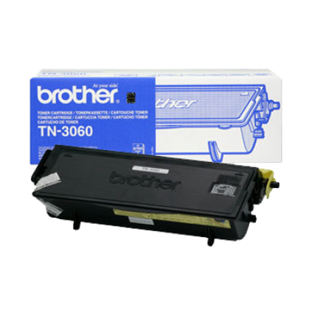 Brother TN3060 High Capacity Black Toner Cartridge