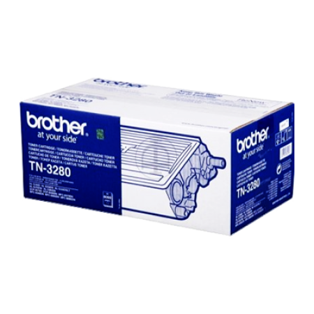 Brother TN3280 Black High Capacity Toner Cartridge