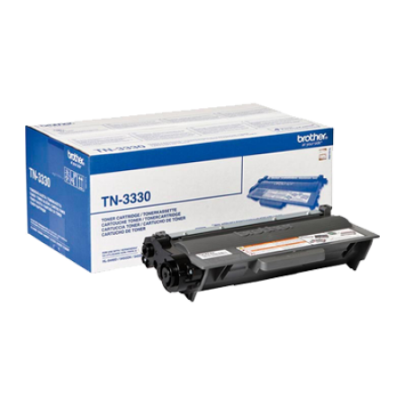 Brother TN3330 Original Black Toner Cartridge