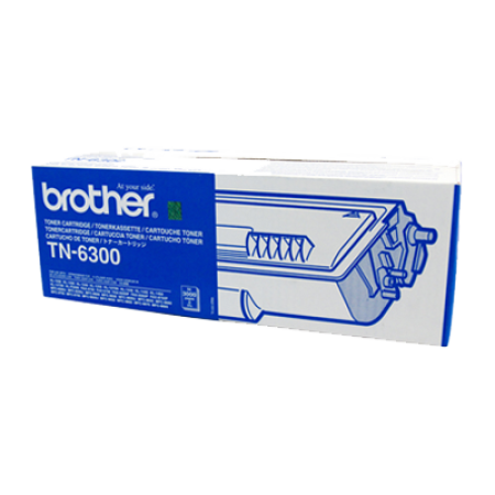 Brother TN6300 Black Toner Cartridge