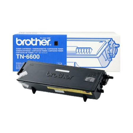 Brother TN6600 High Capacity Toner Cartridge