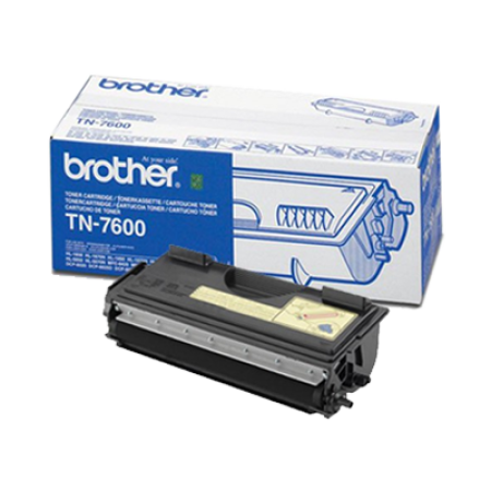 Brother TN7600 High Capacity Black Toner Cartridge
