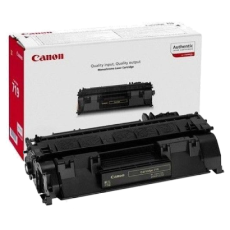 Canon 719H Toner Cartridge Original High Capacity Black