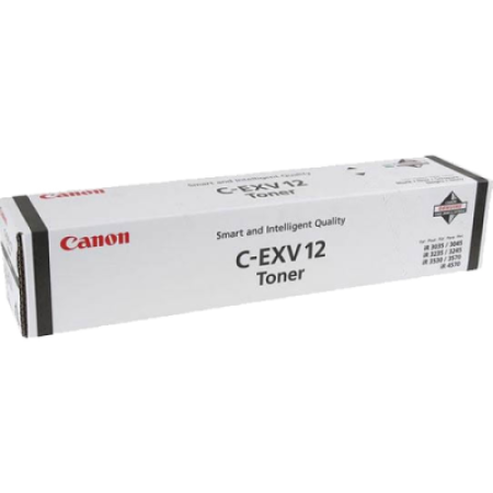 Canon C-EXV12 Black Toner Cartridge - 9634A002