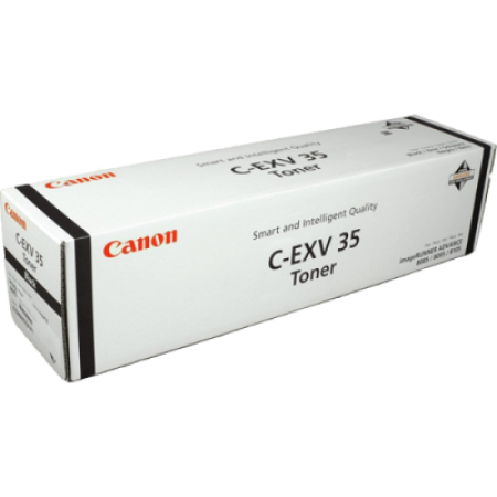 Canon C-EXV35 Black Toner Cartridge - 3764B002