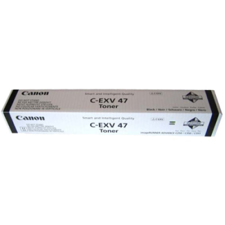 Canon Copier C-EXV47 Black Toner Cartridges - 8516B002
