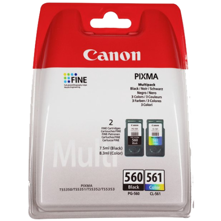 Canon PG560 CL561
