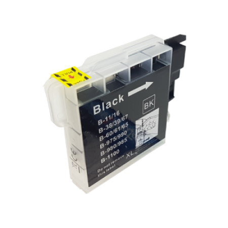 Compatible Brother LC1100 Ink Cartridge Black