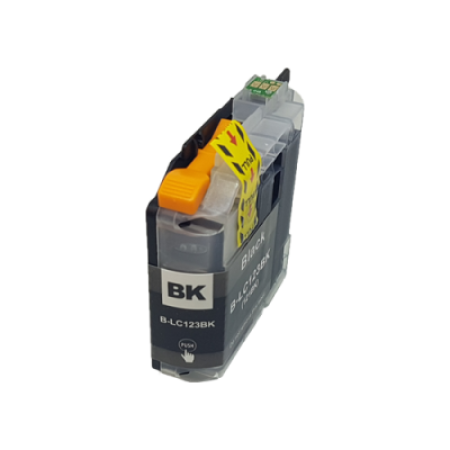 Compatible Brother LC123 Ink Cartridge Black