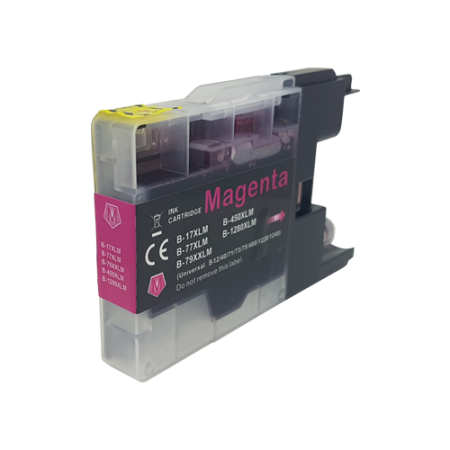 Compatible Brother LC1280 XL Magenta Ink Cartridge