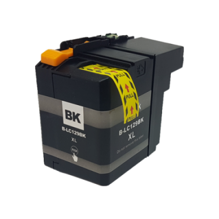 Compatible Brother LC129XXL Ink Cartridge Black