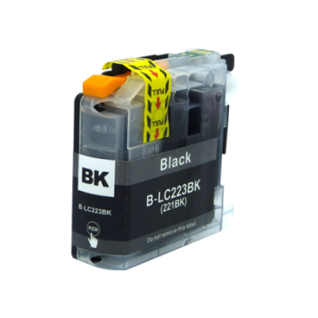 Compatible Brother LC223BK Ink Cartridge Black