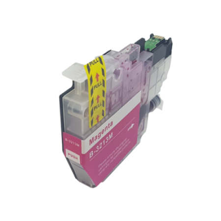 Compatible Brother LC3213M Ink Cartridge Magenta High Capacity
