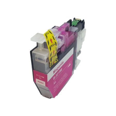 Compatible Brother LC3219XLM High Capacity Magenta Ink Cartridge