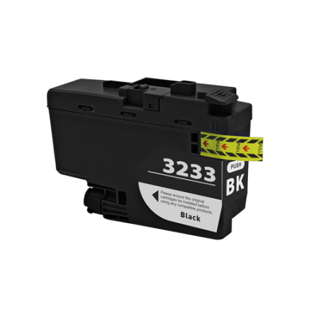Compatible Brother LC3233 Black Ink Cartridge