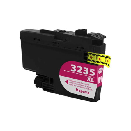 Compatible Brother LC3235 XL Magenta Ink Cartridge