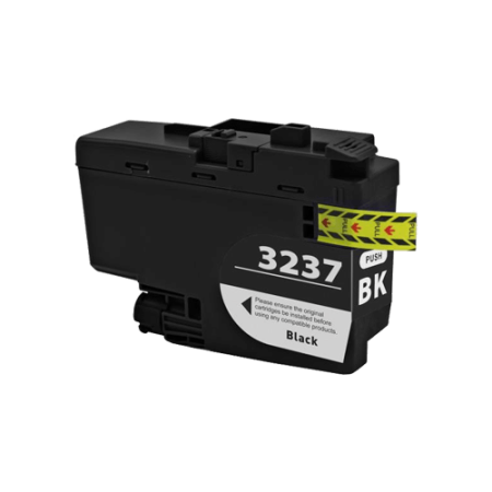 Compatible Brother LC3237 Black Ink Cartridge