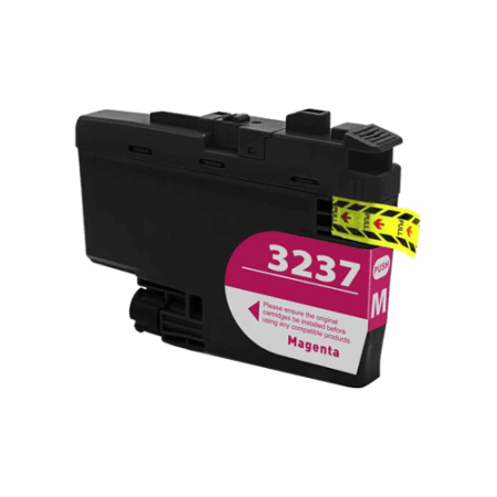 Compatible Brother LC3237 Magenta Ink Cartridge