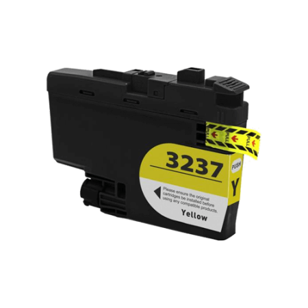 Compatible Brother LC3237 Yellow Ink Cartridge