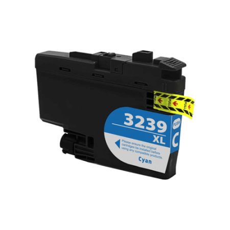 Compatible Brother LC3239 XL Cyan Ink Cartridge