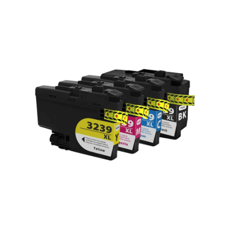 Compatible Brother LC3239 XL Ink Cartridge Multipack