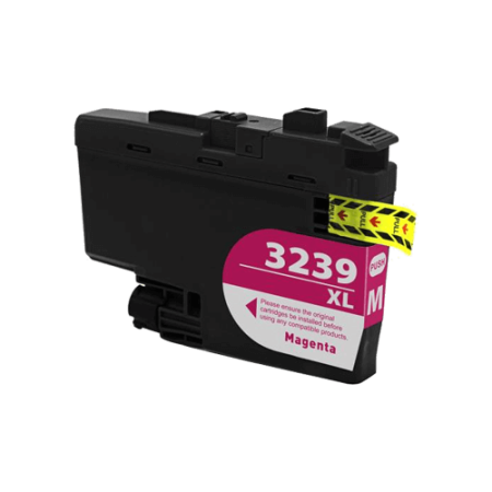 Compatible Brother LC3239 XL Magenta Ink Cartridge