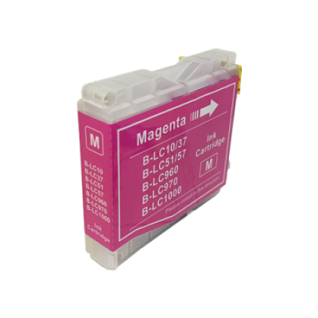 Compatible Brother LC970 Ink Cartridge Magenta