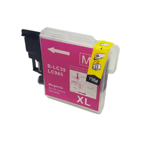 Compatible Brother LC985 Magenta Ink Cartridge