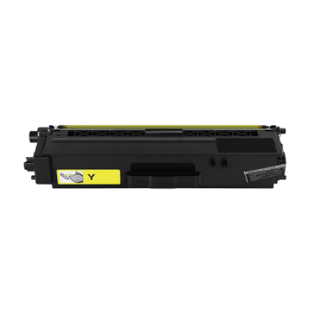 Compatible Brother TN-326Y Toner Cartridge Yellow High Capacity