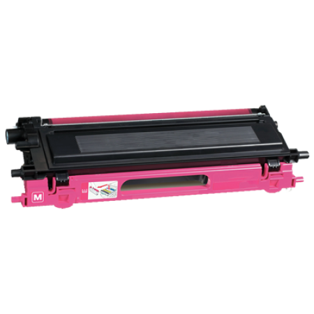 Compatible Brother TN130M Magenta Toner Cartridge