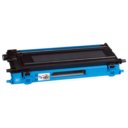 Compatible Brother TN135C HC Cyan Toner Cartridge