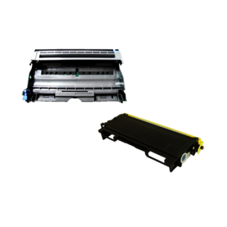 Compatible Brother TN2000/DR2000 Toner and Drum Unit Bundle Pack