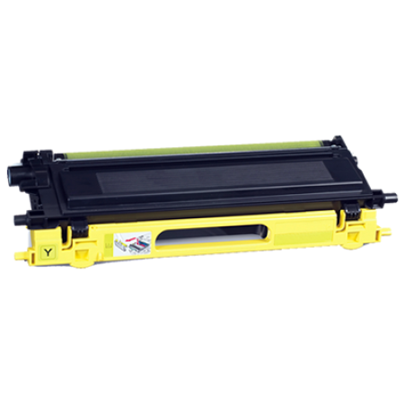 Compatible Brother TN325Y Toner Cartridge Yellow