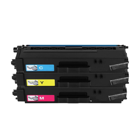 Compatible Brother TN421 Multipack Toner Cartridges BK/C/M/Y