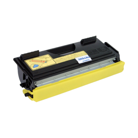 Compatible Brother TN7600 High Capacity Black Toner Cartridge