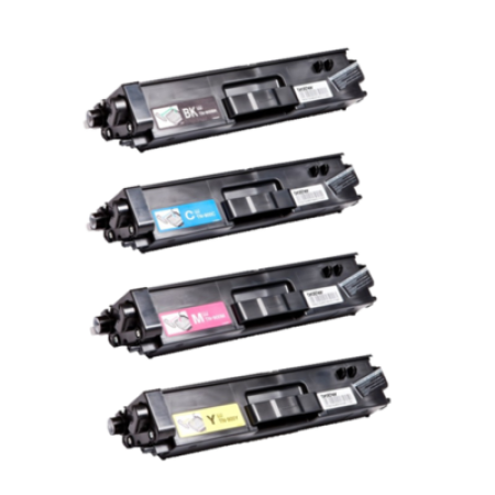 Compatible Brother TN900 Toner Cartridge Bundle Pack - 4 Toners