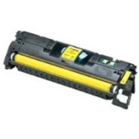 Compatible Canon 701 Yellow Toner Cartridge